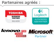 Partenaires agréés