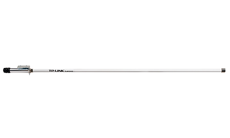 Antenne wifi omnidirectionnelle 15db 150cm tp link tl for Antenne wifi exterieur