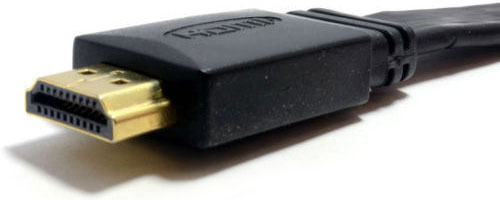 cable hdmi haute vitesse 3m a/a extra plat