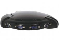 Switch VGA 8 sources /1 écran avec télécommande IR VS881
