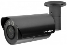 DEXLAN Caméra IP d'extérieur Full HD PoE à vision nocturne