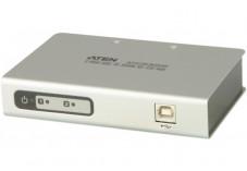 Aten UC2322 convertisseur USB - 2 ports DB9 RS232