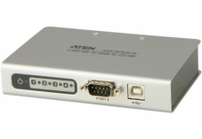 Aten UC2324 hub USB - 4 ports DB9 RS232