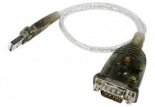 Convertisseur USB vers série RS-232 sur port DB9 Aten UC232A