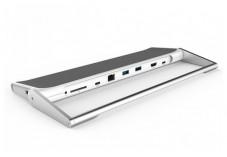Station d'accueil USB Type-C HDMI - GigaLAN - HUB Lecteur Carte SD Chargeur PD