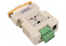 Convertisseur RS-232 RS-422/485 Smart + en mode DCE