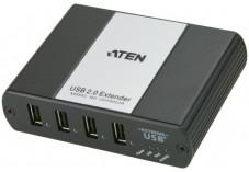 Aten UEH4002A Prolongateur USB 2.0 4 ports sur RJ-45 100M
