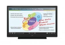 SHARP PN60TW3 afficheur tactile collaboratif WiFi 60
