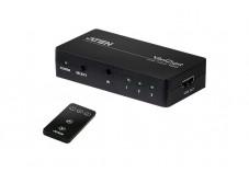 Commutateur HDMI 1080p 3 ports vers 1 ATEN VS381