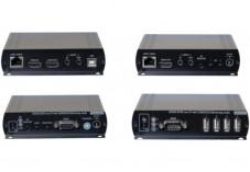 KIT PROLONGATEUR KVM HDMI 1080P / USB / RS232 SUR IP