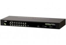 Aten CS1316 KVM RACKABLE COMB0 VGA/USB-PS2 16 PORTS