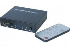Switch hdmi 3:1 + telecommande