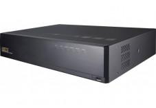 Hanwha XRN-2010p enregistreur 32 caméras PoE+ avec disque dur 1To