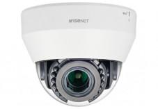 HANWHA LND-6070R caméra IP dôme intérieure à vision nocturne