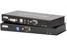 Aten CE602 prolongateur DVI/USB/audio Haute Résolution 60m