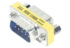 Mini coupleur DB9 - M/M