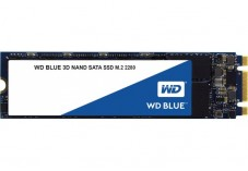 DISQUE SSD WD 3D NAND SSD Blue M.2 80mm - 250Go