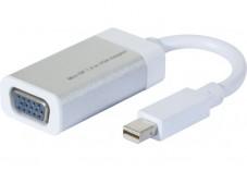 Convertisseur actif Mini DisplayPort 1.2 - VGA  boîtier métal