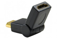 Adaptateur HDMI m/f articulé