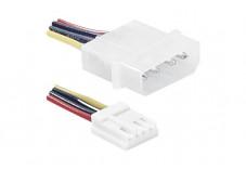 Câble d'alimentation Molex / Floppy - 20 cm