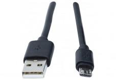 Cordon Micro USB 2.0 de charge rapide - 2m