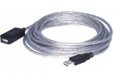 DACOMEX CABLE RALLONGE AMPLIFIÉE USB 2.0 - 5M