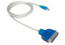 Convertisseur USB pour Imprimante Centronics36 1,80m