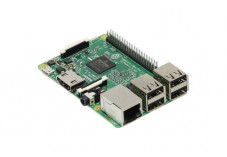 Raspberry Pi 3 Model B avec Broadcom 2837 ARMv8 64bit