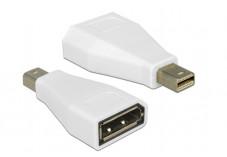 DELOCK Adaptateur Mini DisplayPort M vers DisplayPort F