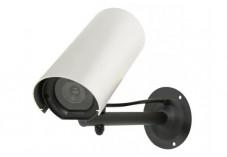 Camera factice extérieure avec LEDs