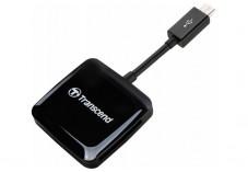 TRANSCEND TS-RDP9K Lecteur de cartes USB 2.0 On-The-Go