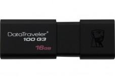 KINGSTON Clé USB 3.0 DataTraveler 100 G3 - 16Go