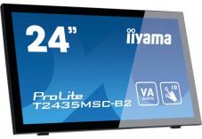 Ecran IIYAMA ProLite T2435MSC-B2 DVI/HDMI/DP/USB + HP - 24''
