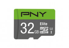 PNY Carte MicroSDHC Elite 32 Go