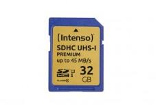 INTENSO Carte SDHC UHS-I Premium Class 10 - 32 Go