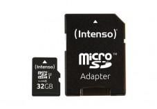 INTENSO Carte MicroSDHC UHS-I Professional Class 10 - 32 Go