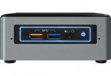 Mini PC INTEL NUC NUC6CAYH Celeron J3455 SSD/HDD 2.5'' DDR3L
