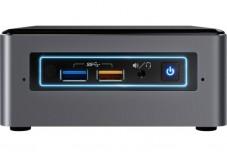 Mini PC INTEL NUC NUC7i7BNH Core i7-7567U SSD M.2/2.5'' DDR4