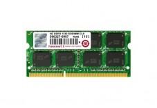 Mémoire TRANSCEND SODIMM 1Rx8 DDR3 PC3-10600/1333MHz 4Go