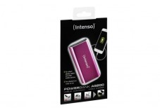 INTENSO PowerBank Alu A5200 Micro USB / USB - 5200mAh Rose
