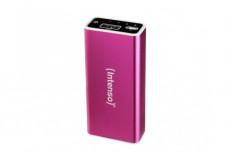 INTENSO PowerBank Alu A5200 Micro USB / USB - 5200mAh Rose