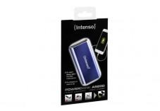 INTENSO PowerBank Alu A5200 Micro USB / USB - 5200mAh Bleu