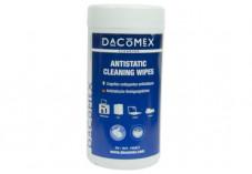 DACOMEX Boîte de 100 lingettes multi-surface