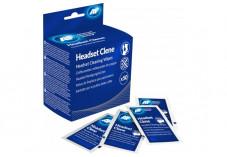 AF Boîte de 50 lingettes nettoyantes pour casque/téléphone