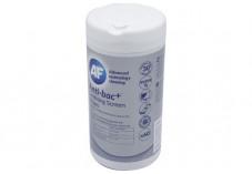 AF Lingettes antibactériennes et désinfectantes pour écrans