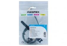 DACOMEX Sachet antivol à clé simple - 2 m