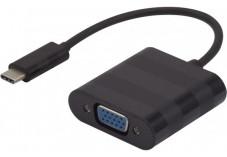 DACOMEX Sachet convertisseur USB 3.2 Type-C vers VGA