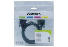 DACOMEX Sachet cordon DVI-D Single Link - 1,8 m