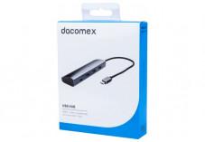 DACOMEX Hub 3 ports USB 3.1 Gen1
