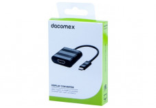 DACOMEX Convertisseur USB 3.1 Type-C vers HDMI 2.0